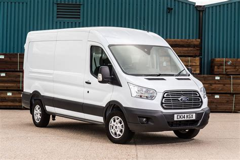 Ford Transit Review by Ford Transit Review 2014 On Parkers
