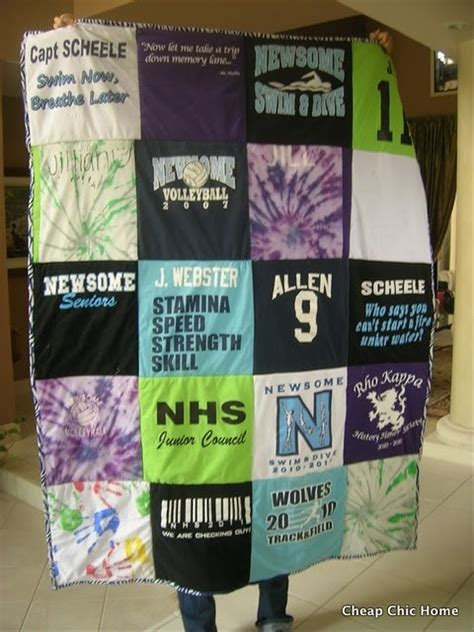 T Shirt Quilt How To by T Shirt Quilts Diy Bad Crafts