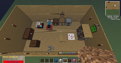 rooms in minecraft steve s room in minecraft minecraft project