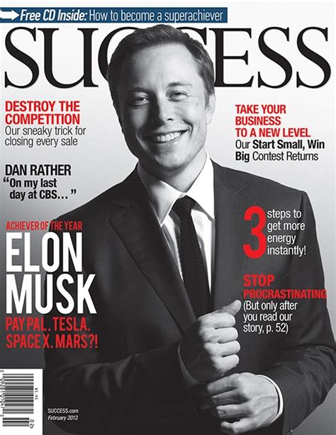 elon musk the lessons for success books as a billionaire rocket scientist achiever of the year