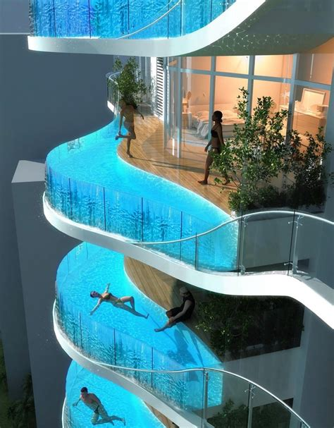 science and technology ??: Luxury Condos with Private Pools