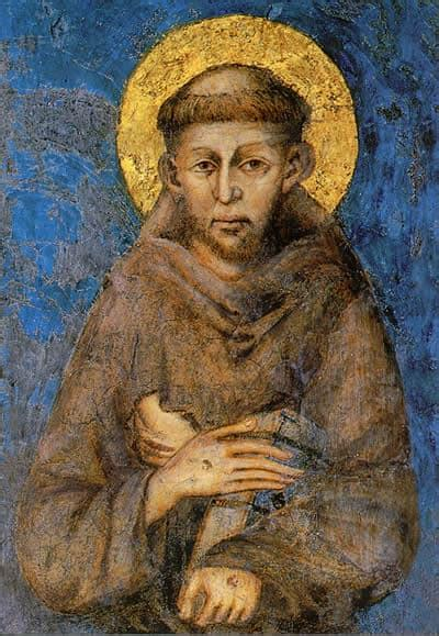 Hu Ze Lu Mba St Francis by Franciscan Of Steubenville Must Repent