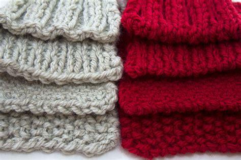 left twist knitting a turn mastering the tubular bind