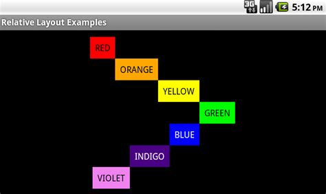 android layout xml comment out android ui fundamentals challenge relativelayout