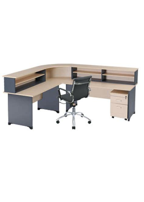 Meja Kantor Indachi compass furniture and interior design office meja kantor meja resepsionis