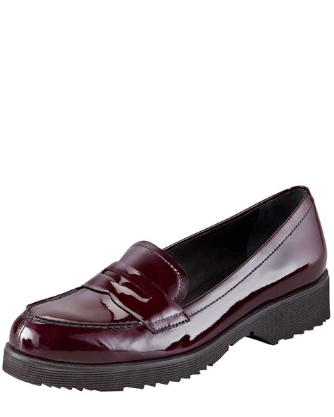 womens patent leather loafers prada womens patent leather loafer cofov