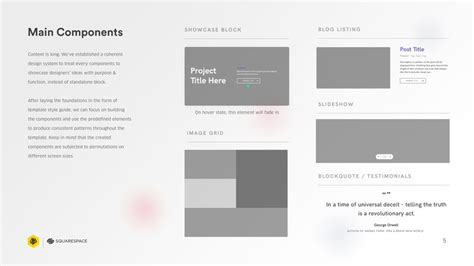 Stardust A Squarespace Template 2017 D Ad New Blood Winner Squarespace D Ad Squarespace Agency Template