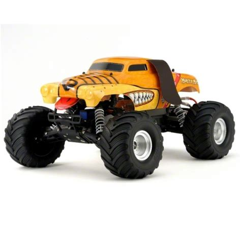 monster jam traxxas trucks traxxas quot monster mutt quot monster jam 1 10 scale 2wd monster