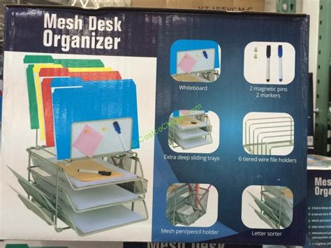 Costco Desk Organizer Costco 998668 Sunrisingint Modular Desktop Organizer Pic Costcochaser