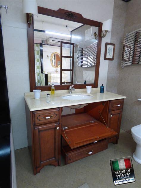 mobile bagno in marmo offerta mobile bagno classico ciliegio bassano stile retr 242