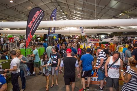 big boat hire brisbane national 4x4 outdoors show fishing boating expo arrives