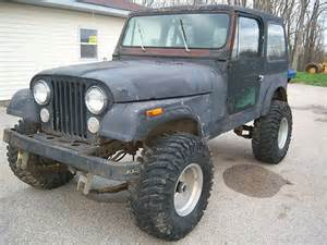 Jeep Project For Sale Sell Used Jeep Cj Truck Wrangler Project Parts Repair In