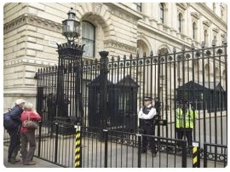casa primo ministro inglese 10 downing a londra