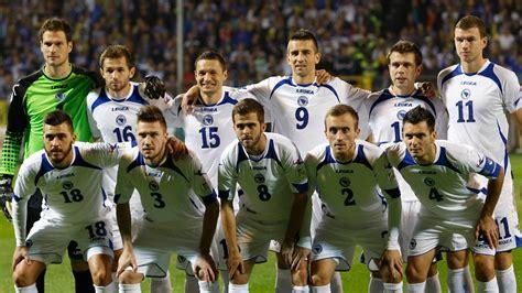 Sleeper Players Football 2014 by Bosnia Herzegovina Team Preview 2014 Fifa World Cup