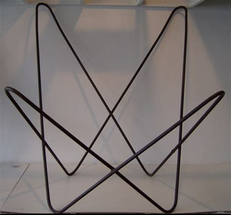 wrought iron butterfly chair metamorphosis into a butterfly chair zeller interiors