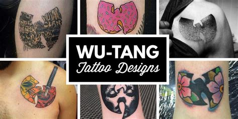 wu tang tattoo designs top 40 best wu tang designs tattooblend