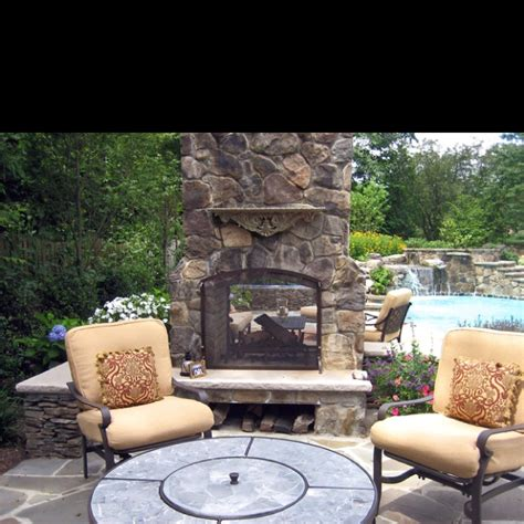 sided outdoor fireplace dual sided outdoor fireplace for the home