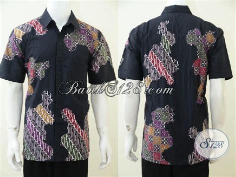 Batik Tulis Asli Kemeja Batik Kerja Batik Santai Kondangan M Fit To Xl Kemeja Batik Kerja Asli Produk Jateng Baju Batik