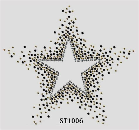 China Hot Fix Rhinestone Designs China Hot Fix Motif Rhinestone Hotfix Rhinestone Templates
