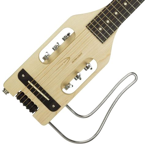 light electric guitar strings traveler guitar ultra light acoustic electric travel bag steel string 852104000567 ebay