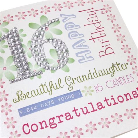 Granddaughter 16th Birthday Cards 25 Beautiful Happy Birthday Granddaughter Images For