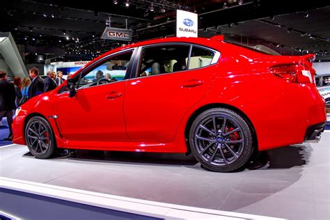 picture of a subaru 2018 subaru wrx picture 702544 car review top speed