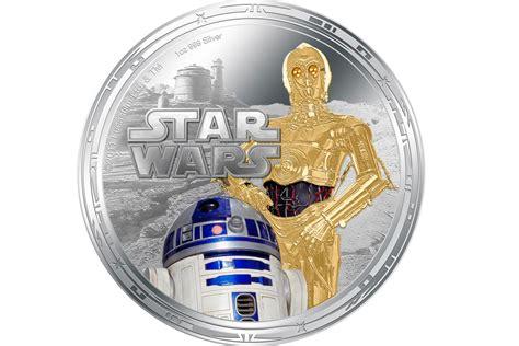 Coin Starwars wars coins not a purchasing stuff co nz