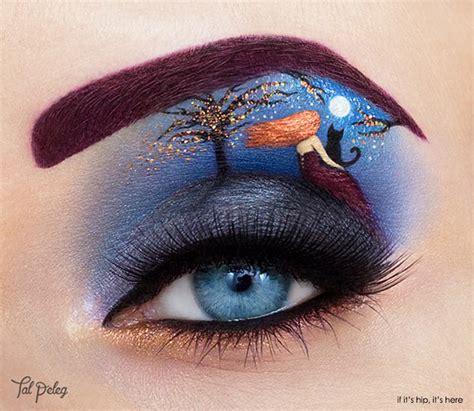 art design mascara new jaw dropping eye makeup by tal peleg if it s hip it