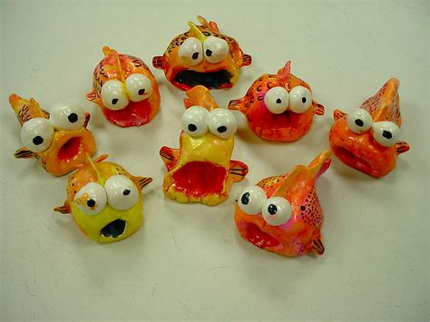 Fish Crafts For Second Grade
