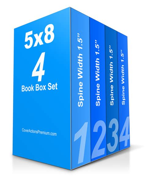 5x8 card box template 5 215 8 cover actions premium mockup psd template