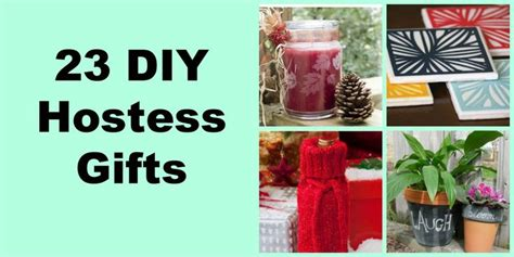 inexpensive hostess gifts 23 diy hostess gifts diy christmas gifts pinterest