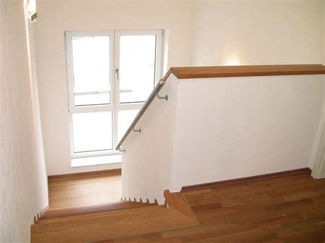 handlauf treppe innen betontreppe holz 4 10 treppengel 228 nder