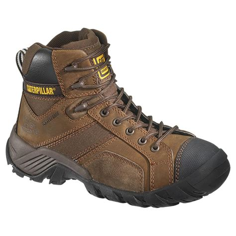 s cat 174 footwear argon hi waterproof composite toe