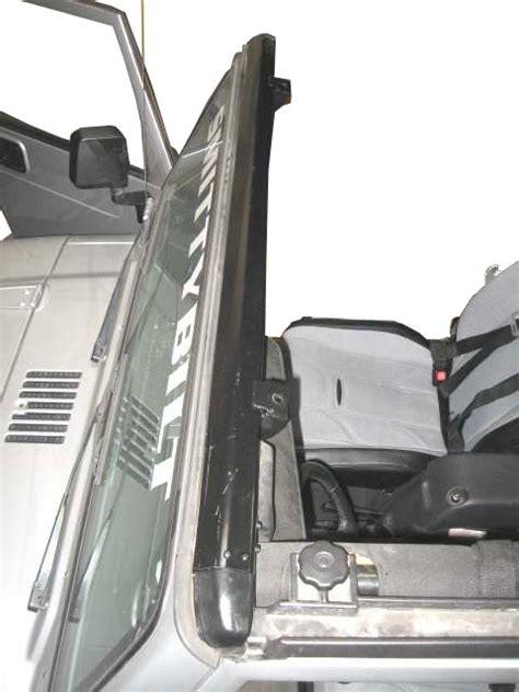 97 Jeep Wrangler Windshield Smittybilt 90104 Windshield Channel For 97 06 Jeep