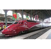 French Railway Trains SNCF TGV Thalys Electric Locomotives