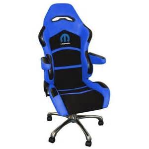office racing chair mopar racing office chair dodge chairs