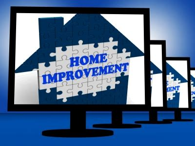 different forms of home improvement loan
