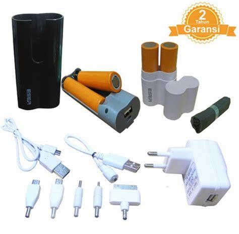 Power Bank Eser power bank eser eagle 8800 mah leather flip cover baterai handphone