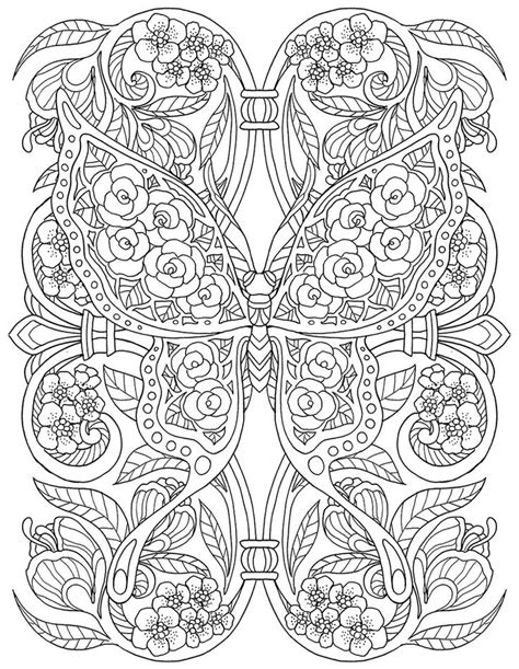 butterfly mandala coloring pages printable butterfly coloring pages 9 butterfly mandala coloring