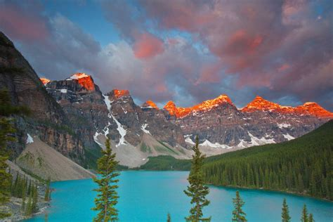 most beautiful places in the us banff national park might be the most beautiful place in