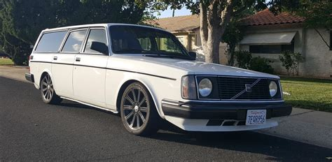 volvo wagon daily turismo thorsday restomod 1975 volvo 245 turbo wagon