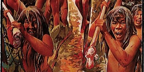 film antichrist adalah cannibal holocaust 1980