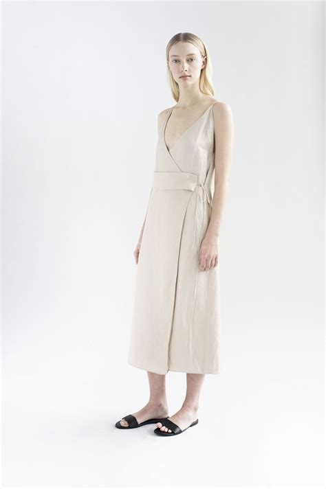 Himalayan Dress de smet wrap dress himalayan salt style