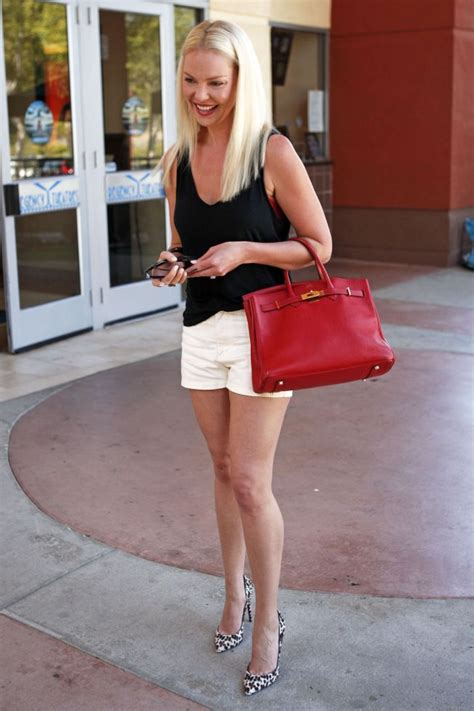 Catherine Hells katherine heigl only in high heels