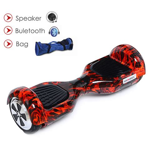 Hoverboard Smart Electric Scooter 2nd 6 5 Inch hoverboard 6 5 inch smart hover board electric scooter self balance skateboard electric unicycle