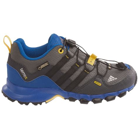 adidas outdoor shoes adidas outdoor terrex gore tex 174 shoes for kids and youth