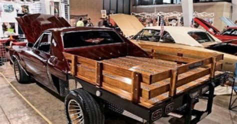 how to make a wood truck bed how to build a flatbed pickup truck from wood projects