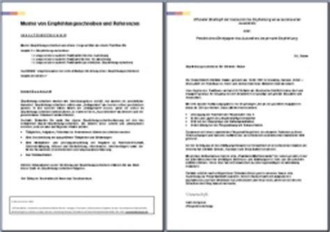Referenzschreiben Praktikum Vorlage bewerbungsmappen im bewerbungsshop24 de