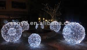 led christmas ball buy christmas ball large outdoor