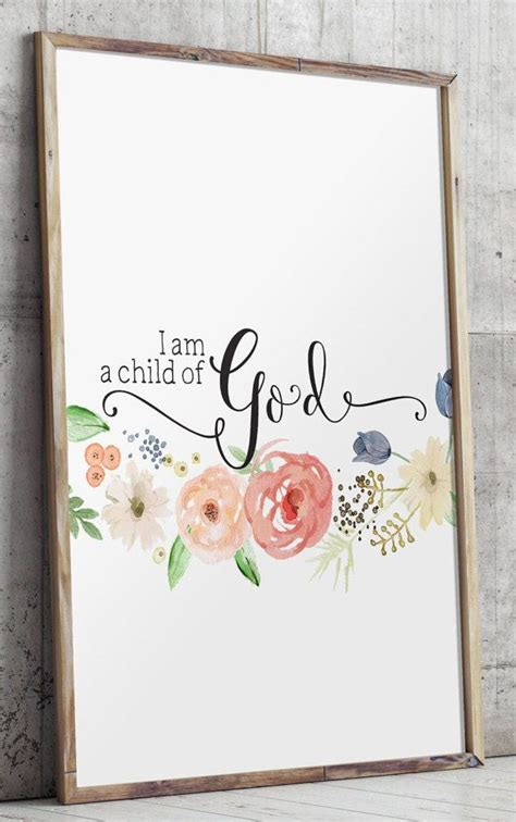 printable nursery quotes baby girl nursery quote print bible verse art nursery